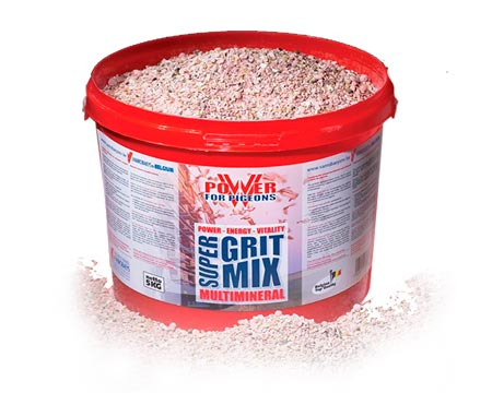 Super Grit Mix (Vanrobaeys)